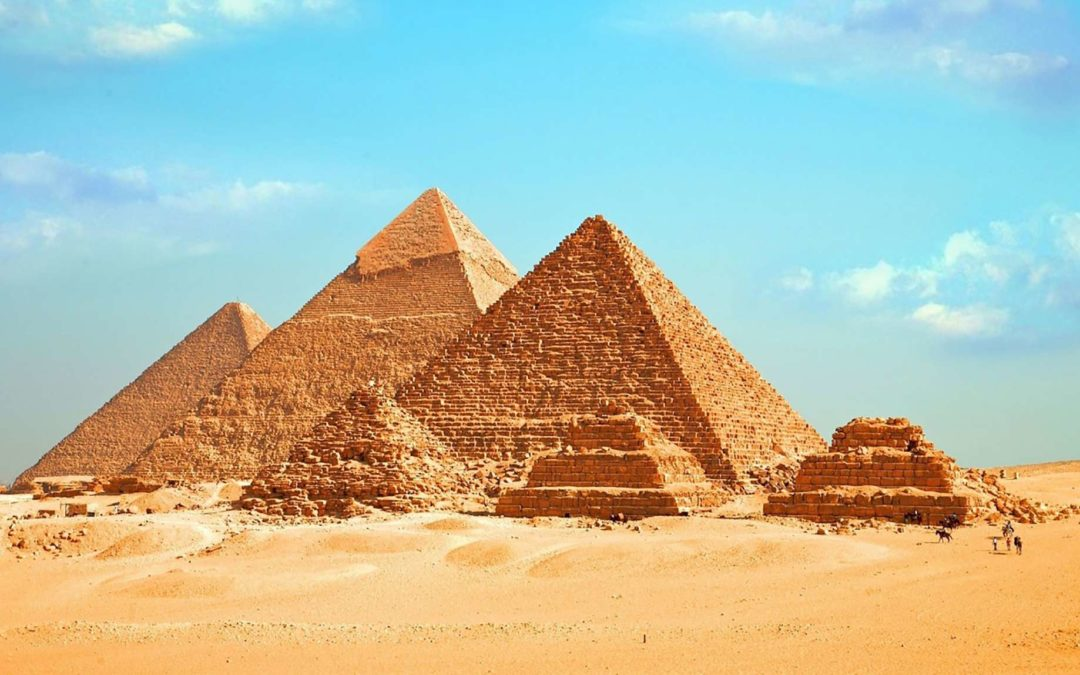 Pèlerinage aux Pyramides d'Egypte